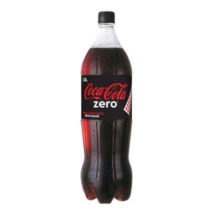 Coca-Cola Zero 1,5 lt